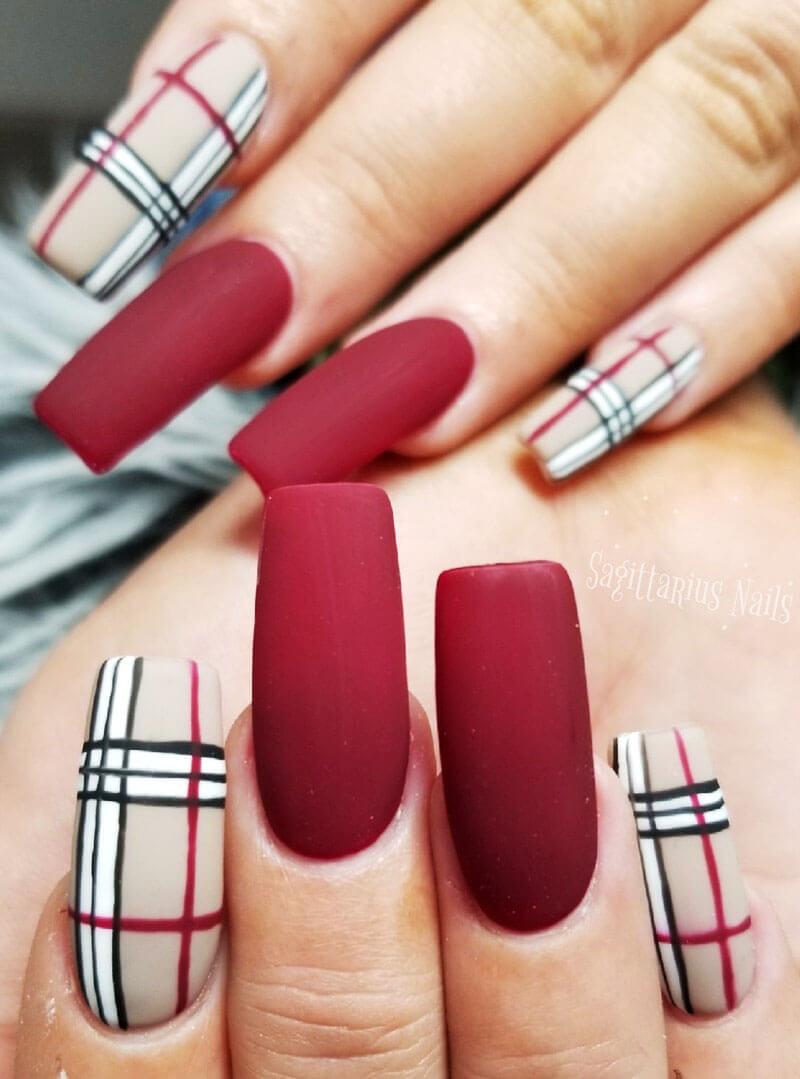 27+ Best Fall Nail Designs