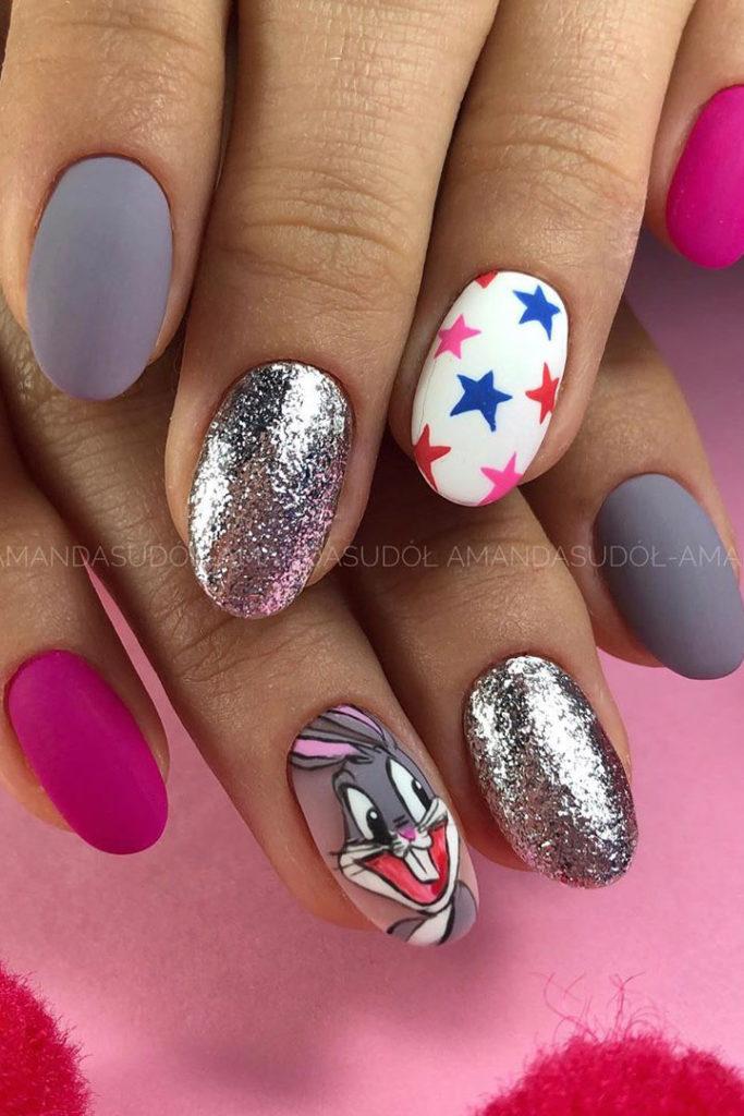 33+Gorgeous Matte Nails designs