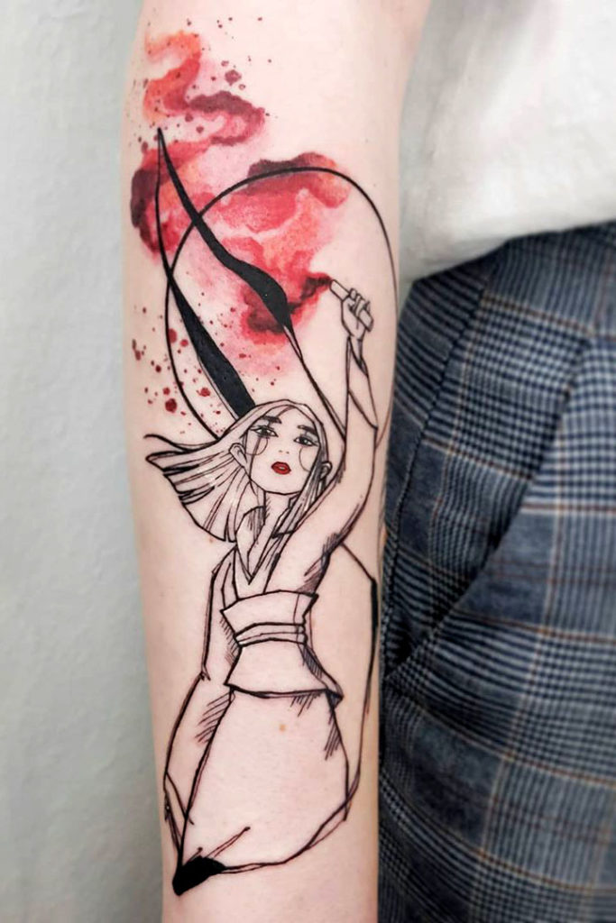 15+ Beautiful feminist tattoo