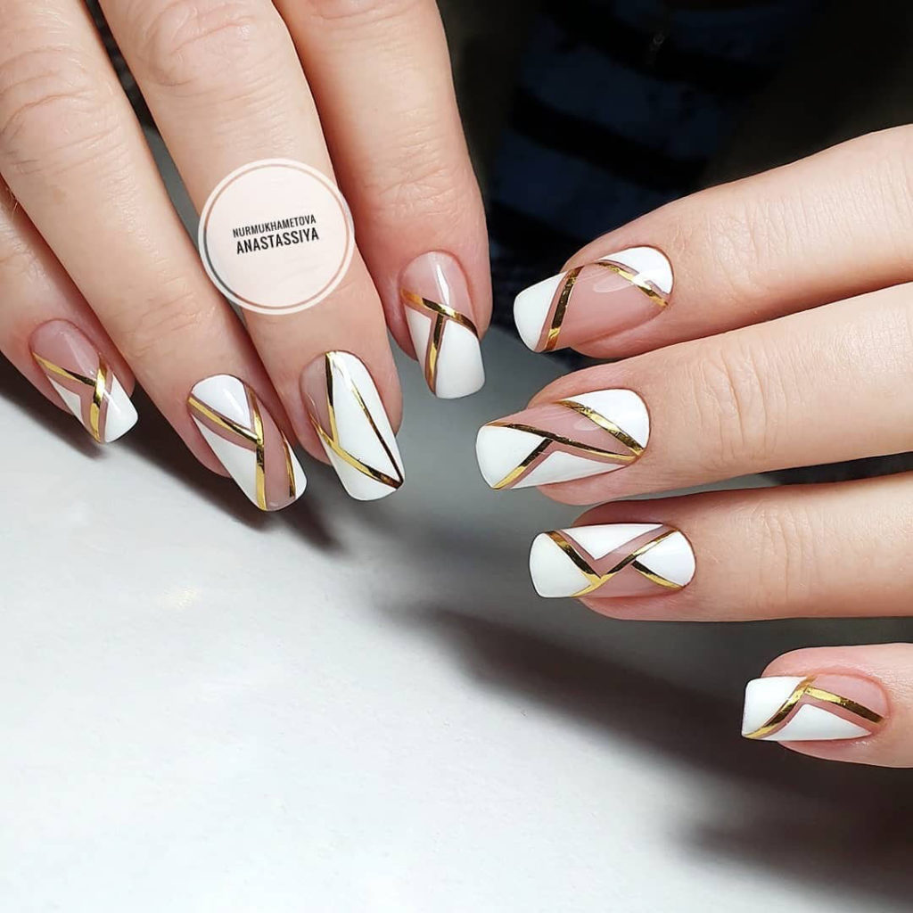 30+ Cool Nail Art Designs