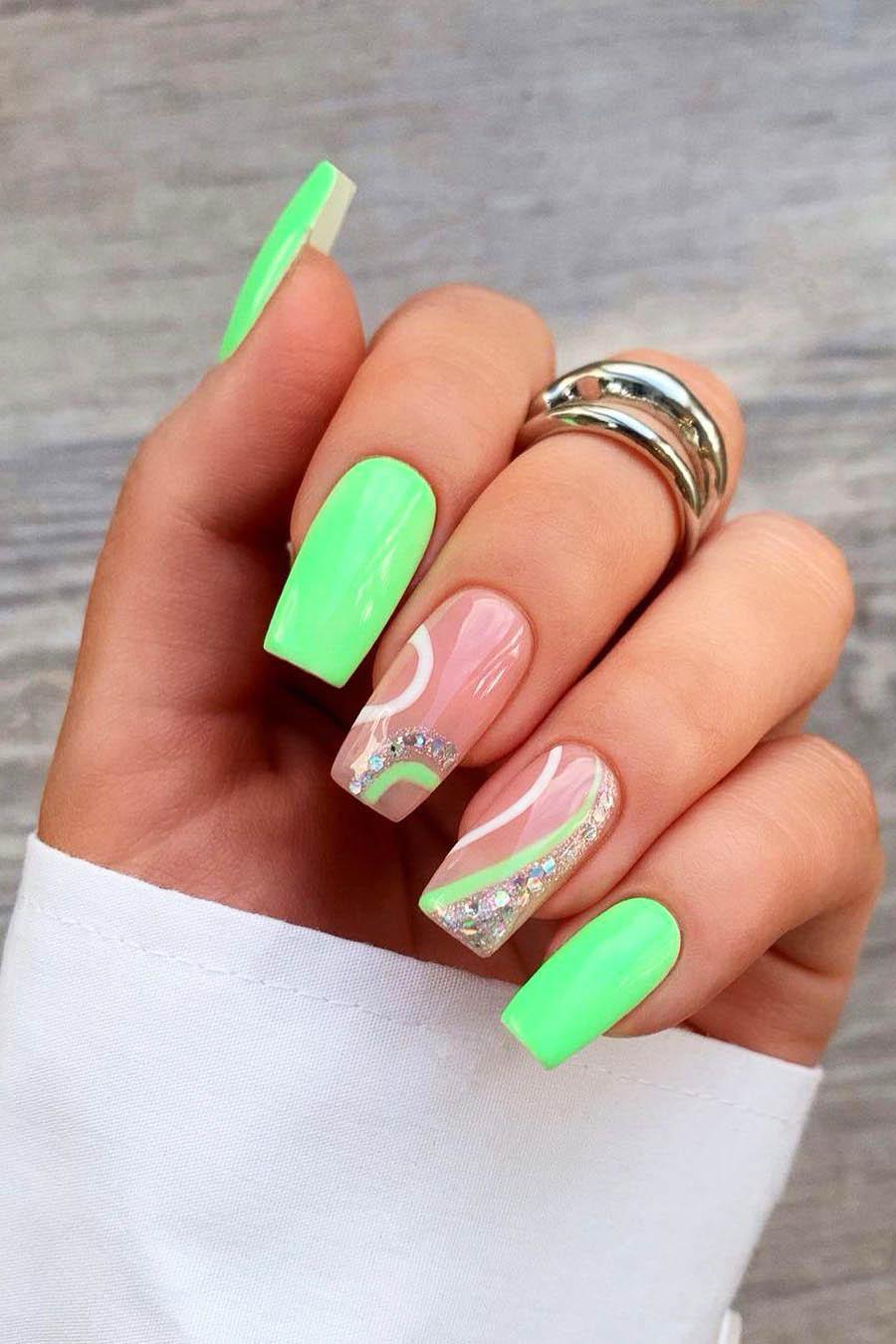 35+ Perfect Summer nails 2021