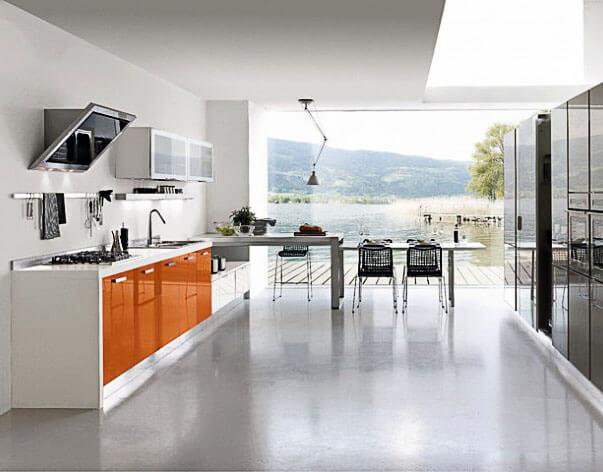 25+ Classy and Modern Italian Kitchen Design Ideas
